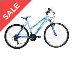 45 Degree South Women's Alloy Hardtail Mountain Bike