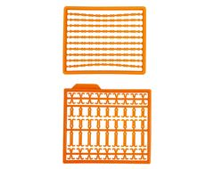 Stop Boilie Kit, Orange