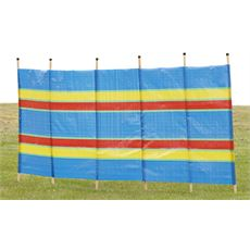 6 Pole Windbreak