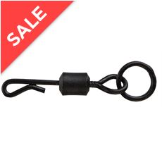 Quick Change Swivel with Ring Size 8, 10 pack