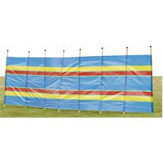 8 Pole Windbreak
