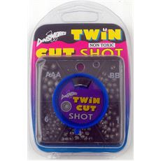 Twin Cut Shot, Non Toxic, 5 sizes