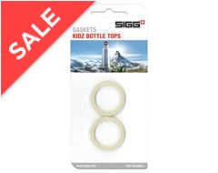 Gaskets for Kidz Bottle Tops (2 pack)