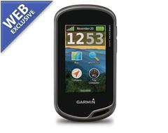 Oregon 600t GPS + GB 1:50K SD Map Card