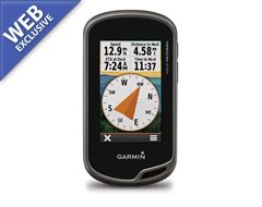 Oregon 650t GPS + GB 1:50K SD Map Card