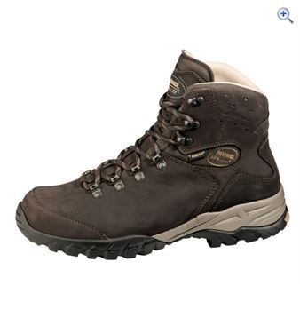 Meindl Meran GTX Men's Walking Boots – Size: 10 – Colour: Mahogony