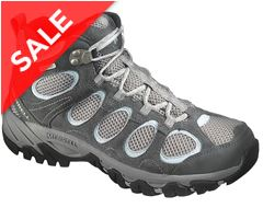 Hilltop Ventilator Mid Women's Waterproof Walking Boots
