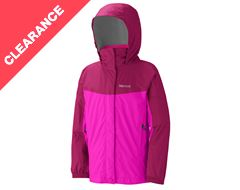 PreCip Girl's Waterproof Jacket