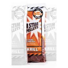 Swim Stim Red Krill Sinking Carp Pellets, 6mm, 900g