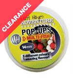 Adventure Multi Fish Pop-Ups, 14mm, 35g