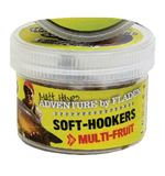 Adventure Multi Fruit Soft Hookers, 4-6mm, 35g