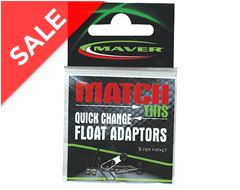 Quick Change Float Adaptors (5 pack)