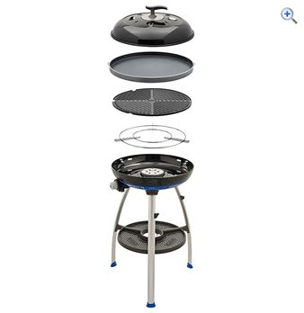 Cadac Carri Chef 2 Combo - Barbecue, Chef Pan & Pot Stand