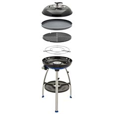 Carri Chef 2 Combo - Barbecue, Chef Pan & Pot Stand