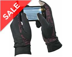 Men's Pro-Stretch Touch Screen Gloves