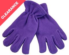 Kids' Basic Fleece Gloves