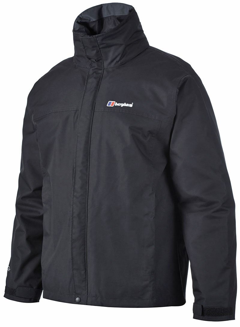 Berghaus RG Alpha Men's Waterproof Jacket | GO Outdoors
