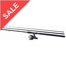 Match Combo -  10' 3-Section Rod + Rear Drag Reel