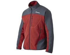 Fortrose Pro Men's Fleece/Softshell Jacket