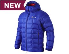 Popena III Hooded Men's Down Jacket