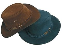 Swagman Crushable Suede Hat