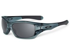 Pit Bull Sunglasses (Crystal Black/Black Iridium)