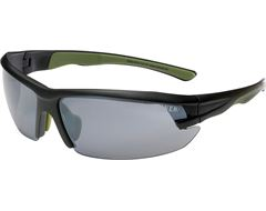 Speed Single Sunglasses (Black/PC/Smoke)