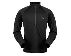 Meco 165 Long Sleeve Zip Tee Men's  Baselayer