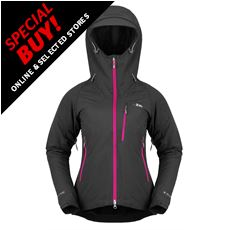 Vapour-rise Women's Softshell Jacket
