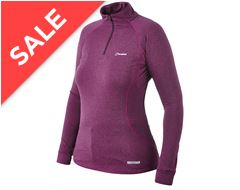 Thermal LS Zip Women's Baselayer