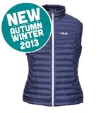 Women's Microlight Down Vest