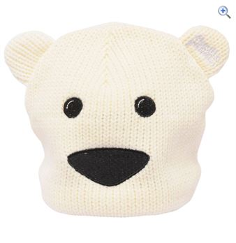Regatta Rory Animal Kid's Hat - Size: 3-4 - Colour: Polar Bear (Cream)