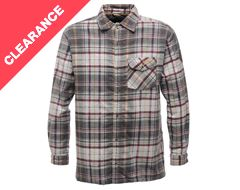 Lumbar Lined Men's Shirt