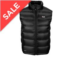 Neutrino Men's Hydrophobic Down Vest