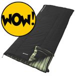 Camper Sleeping Bag (Black)