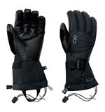revolution women's gloves