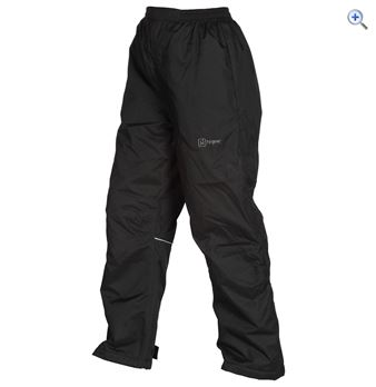 Hi Gear Typhoon Womens Insulated Waterproof Trousers (Short)  Size 18  Colour Black