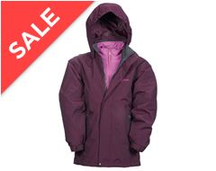 Revel Children's 3-in-1 Jacket (with Insulated Inner Jacket)