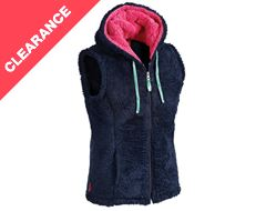 Naomi Ladies' Fleece Gilet
