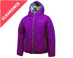 Flippancy Reversible Girl's Jacket