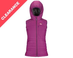 Glacier Point Women's Vest