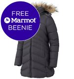 Montreal Women's Down Insulated Coat