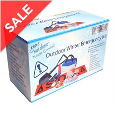 Outdoor Winter Emergency Kit