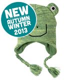 Loopy Frog Kids' Hat