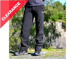 Geo Softshell Trousers
