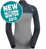 Mountain XT Series Merino Elite Women's Zip Top Baselayer