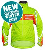 RBS Grid Hi-Vis Cycling Jacket