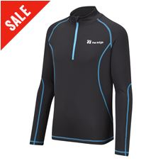 Transition Kid's Zip Neck Baselayer