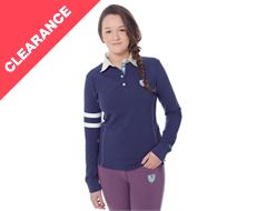 Iris Long Sleeve Women's Polo Shirt