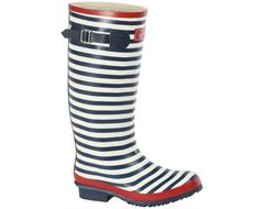 Women's Stripe Welly